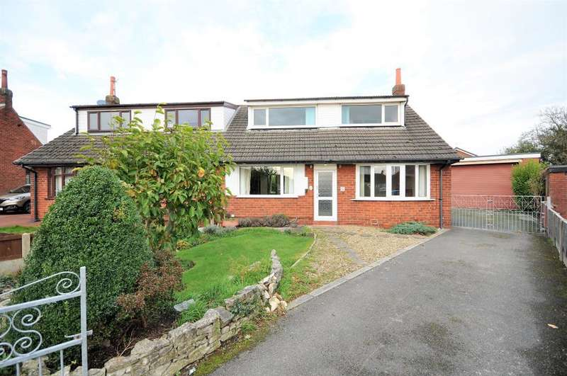 4 Bedrooms Semi Detached House for sale in Astley Crescent, Freckleton, Preston, Lancashire, PR4 1RE