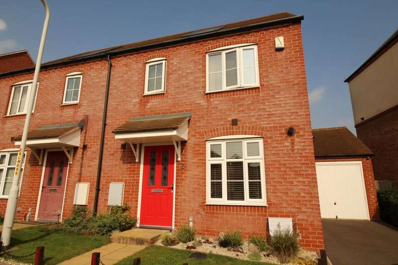 3 Bedrooms Semi Detached House for sale in Symonds Drive, Sittingbourne, ME10