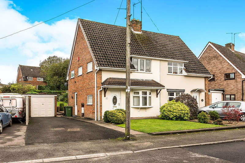 3 Bedrooms Semi Detached House for sale in Minehead Road, Dudley, DY1