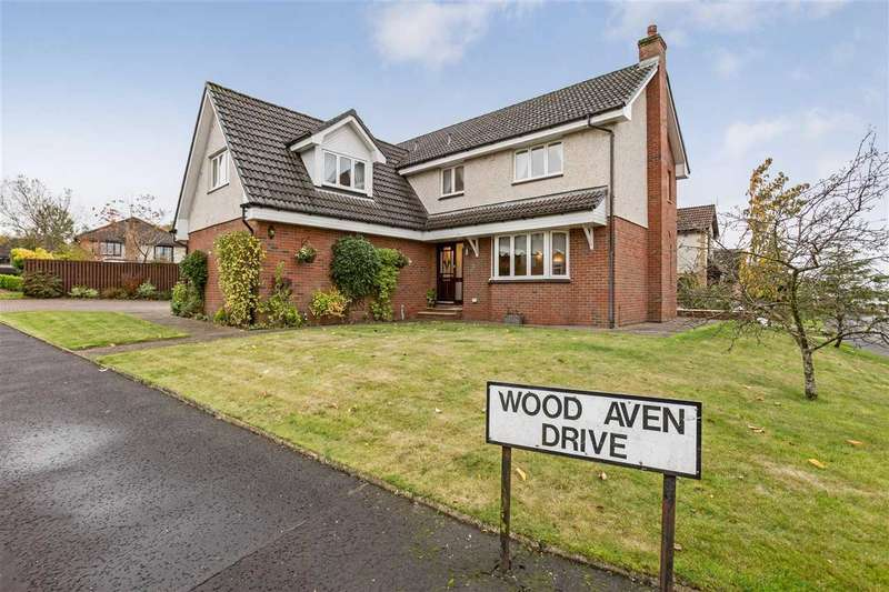 6 Bedrooms Detached House for sale in Wood Aven Drive, Stewartfield, EAST KILBRIDE