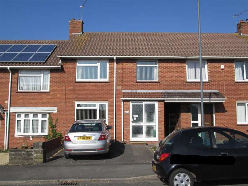 3 Bedrooms Terraced House for sale in Boscombe Crescent, Downend, Bristol