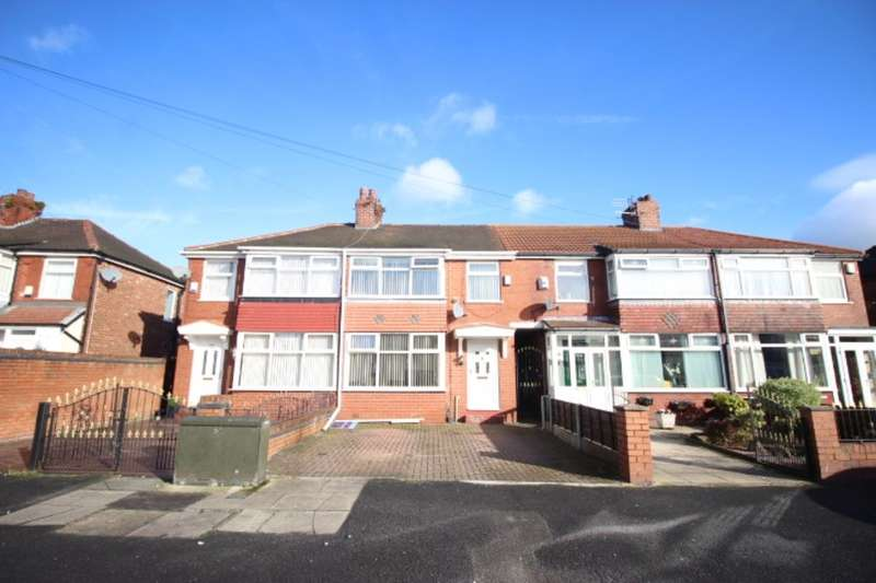 2 Bedrooms Semi Detached House for sale in Sunnyside Road, Droylsden, Manchester, M43