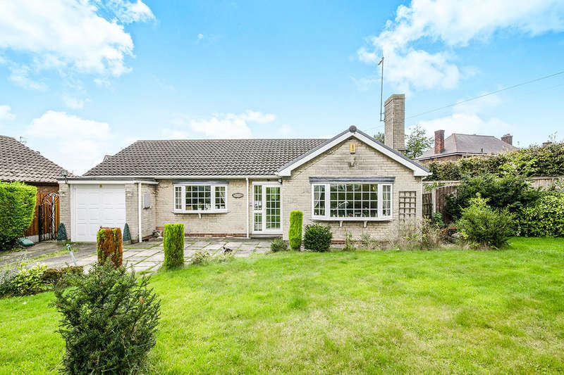 3 Bedrooms Detached Bungalow for sale in Sutton Lane, Byram, Knottingley, WF11