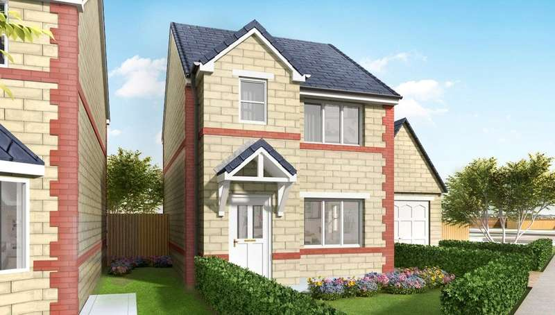 3 Bedrooms Detached House for sale in Limetrees, Pontefract, West Yorkshire, WF8