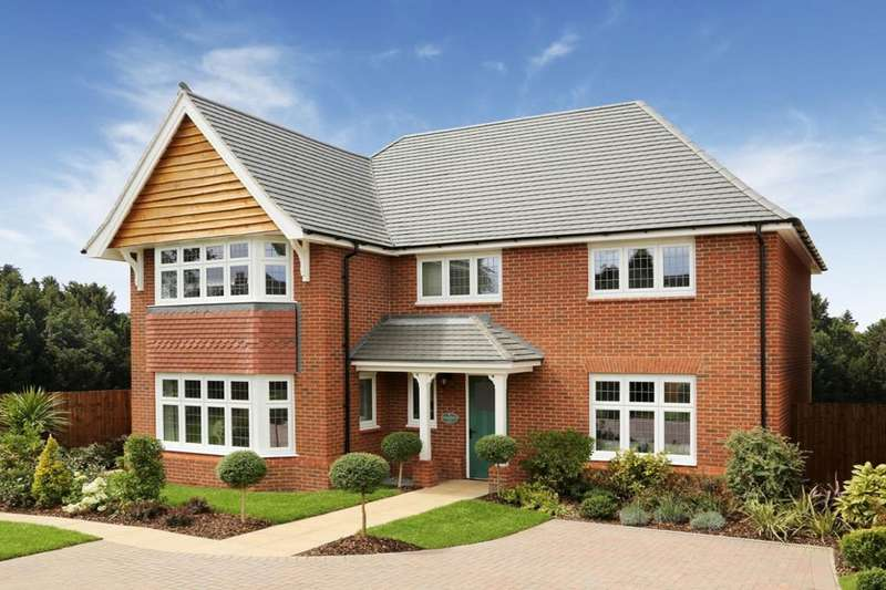 4 Bedrooms Detached House for sale in The Parsonage, The Balmoral Goudhurst Road, Marden, Tonbridge, TN12