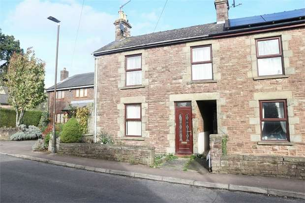 3 Bedrooms Semi Detached House for sale in Victoria Road, Lydney, Gloucestershire