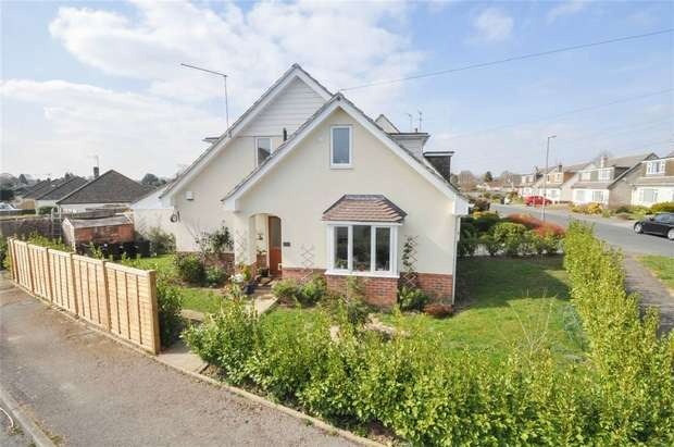 2 Bedrooms Detached House for sale in Briar Way, WIMBORNE, Dorset
