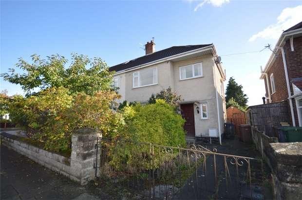 3 Bedrooms Semi Detached House for sale in Teesdale Road, Bebington, Merseyside