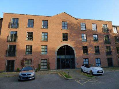 2 Bedrooms Flat for sale in Godfrey Mill, Commercial Street, Hyde, Greater Manchester