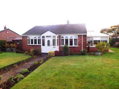 3 Bedrooms Bungalow for sale in Nicol Road, Ashton-in-Makerfield, Wigan, Greater Manchester