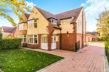 4 Bedrooms Semi Detached House for sale in Albert Road West, Heaton, Bolton, Greater Manchester, BL1