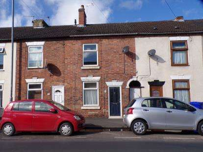 3 Bedrooms Terraced House for sale in Waterloo Street, Burton On Trent, Staffordshire