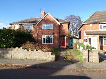 3 Bedrooms Semi Detached House for sale in Forest Avenue, Walsall, West Midlands