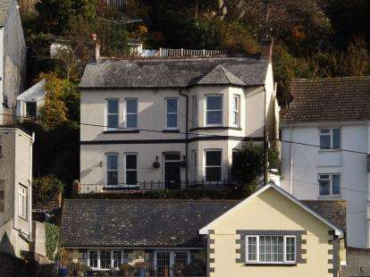 4 Bedrooms Detached House for sale in Looe, Cornwall, England