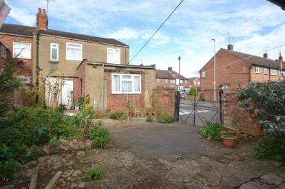 4 Bedrooms End Of Terrace House for sale in Gold Street, Wellingborough, Northamptonshire