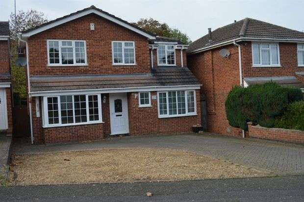 4 Bedrooms Detached House for rent in Underbank Lane, Moulton, Northampton NN3 7HH
