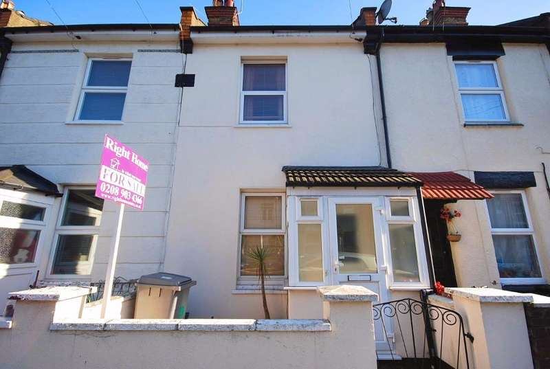 3 Bedrooms Terraced House for sale in CROMWELL ROAD, WEMBLEY, MIDDLESEX, HA0 1JS