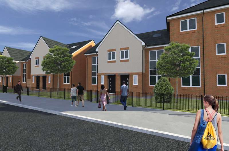 3 Bedrooms Town House for sale in James Street, Westhoughton, Bolton, BL5