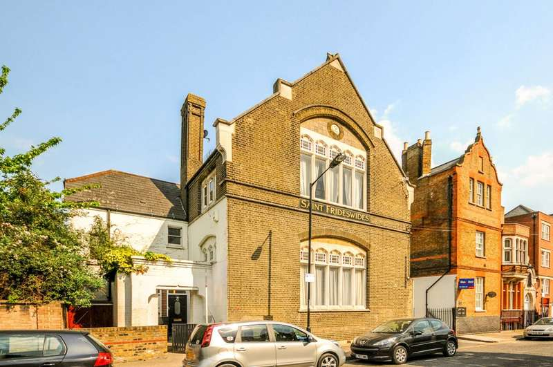 2 Bedrooms Maisonette Flat for sale in St Frideswides Mission Hall, Poplar, E14