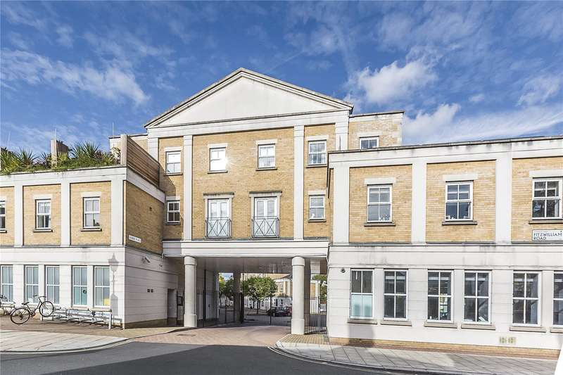 2 Bedrooms Flat for sale in Floris Place, London, SW4