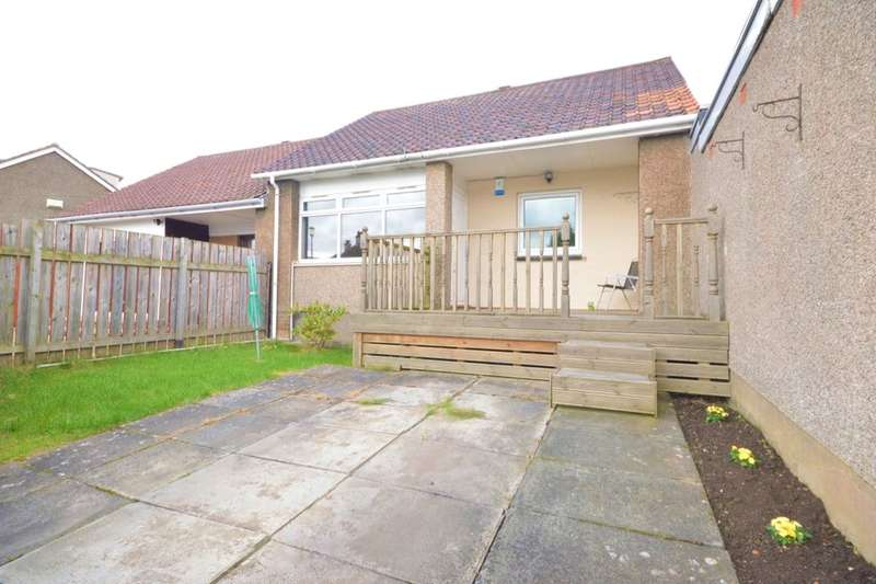 1 Bedroom Bungalow for sale in Overton Mains, Kirkcaldy, KY1