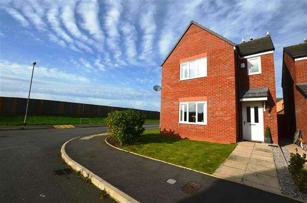 3 Bedrooms Detached House for sale in Gadwall Croft, Newcastle, Newcastle-under-Lyme