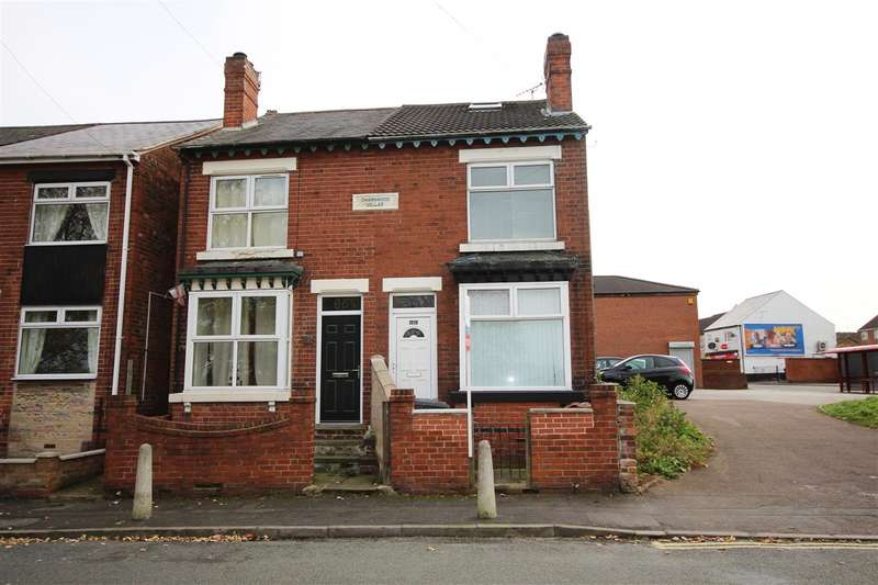 2 Bedrooms Semi Detached House for sale in Bridge Street, Ilkeston
