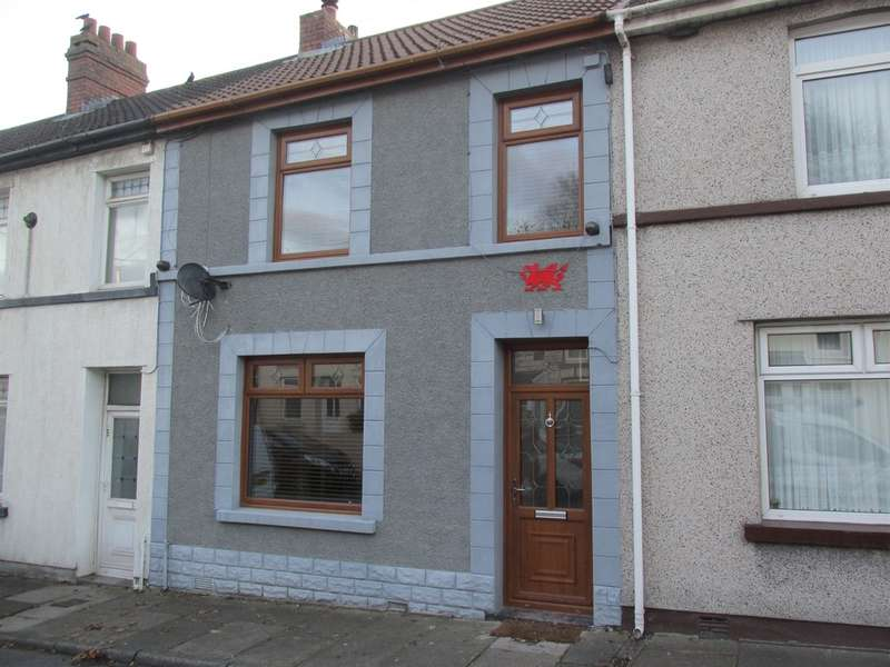 3 Bedrooms Terraced House for sale in Luther Street, Merthyr Tydfil