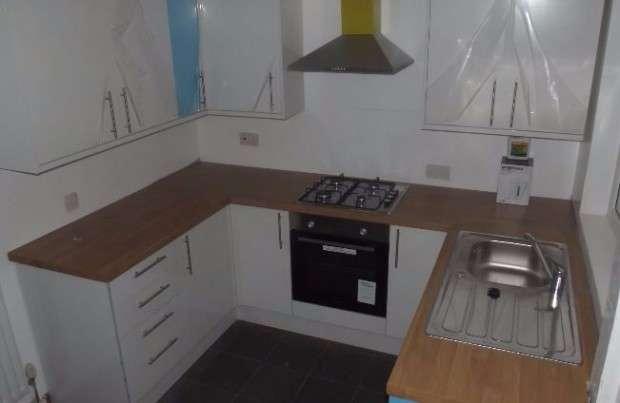 2 Bedrooms Terraced House for sale in Skeffington Road, Preston, PR1