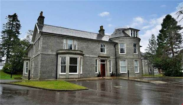 2 Bedrooms Flat for sale in Woodlands Avenue, Cults, Aberdeen