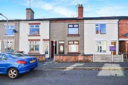 2 Bedrooms Terraced House for sale in Park Street, Sutton In Ashfield, Nottinghamshire, Notts