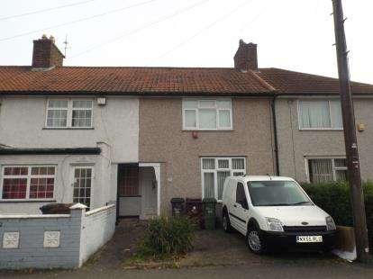 2 Bedrooms Terraced House for sale in London, Dagenham, United Kingdom