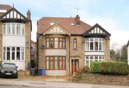 4 Bedrooms Semi Detached House for sale in Ecclesall Road South, Sheffield, South Yorkshire