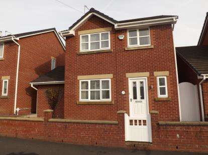 3 Bedrooms Detached House for sale in Rainford Road, Billinge, Merseyside, WN5