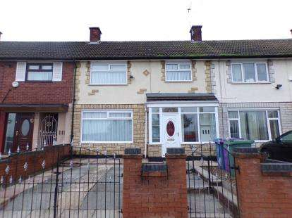 3 Bedrooms Terraced House for sale in Cranwell Road, Liverpool, Merseyside, L25
