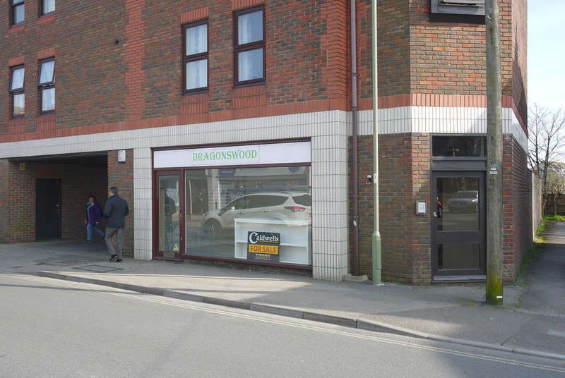 Commercial Property for sale in Whitefield Road, New Milton, Hampshire
