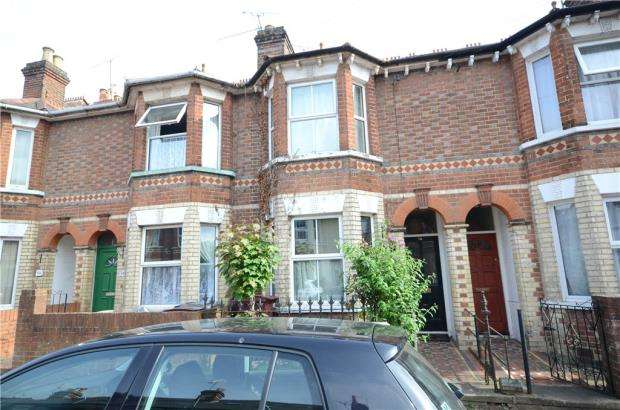 2 Bedrooms Terraced House for sale in Swainstone Road, Reading, Berkshire