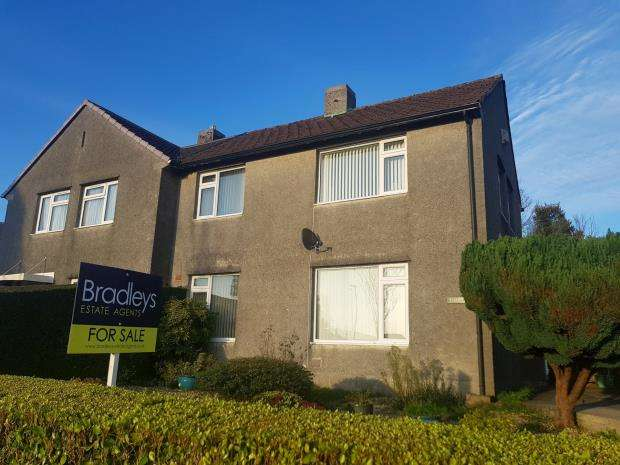 3 Bedrooms Semi Detached House for sale in Chaucer Way, Plymouth, Devon