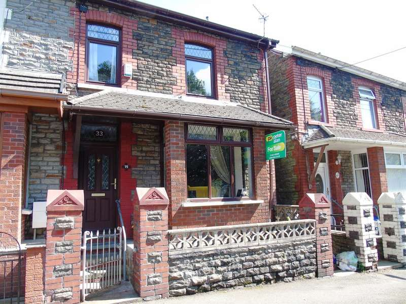 3 Bedrooms End Of Terrace House for sale in Coronation Terrace, Porth