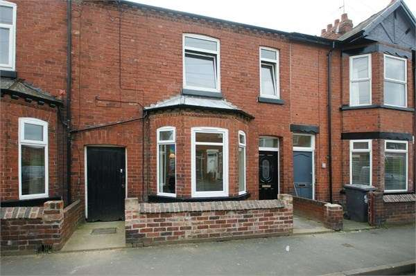 2 Bedrooms Apartment Flat for sale in Cromer Street, YORK, YO30