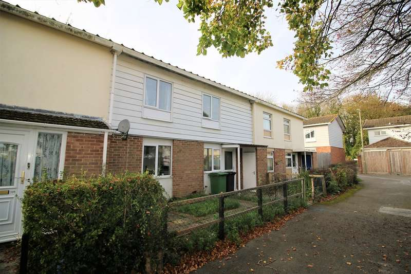 3 Bedrooms Terraced House for sale in Warwick Road, Winklebury, Basingstoke, RG23