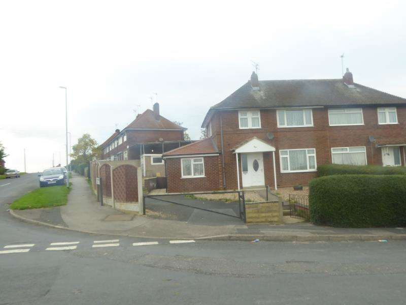 3 Bedrooms House for sale in Coldcotes Circus, Leeds, LS9