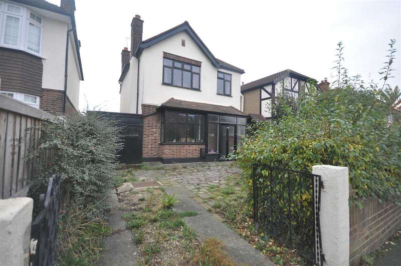 3 Bedrooms Detached House for sale in Hamilton Drive, Harold Wood