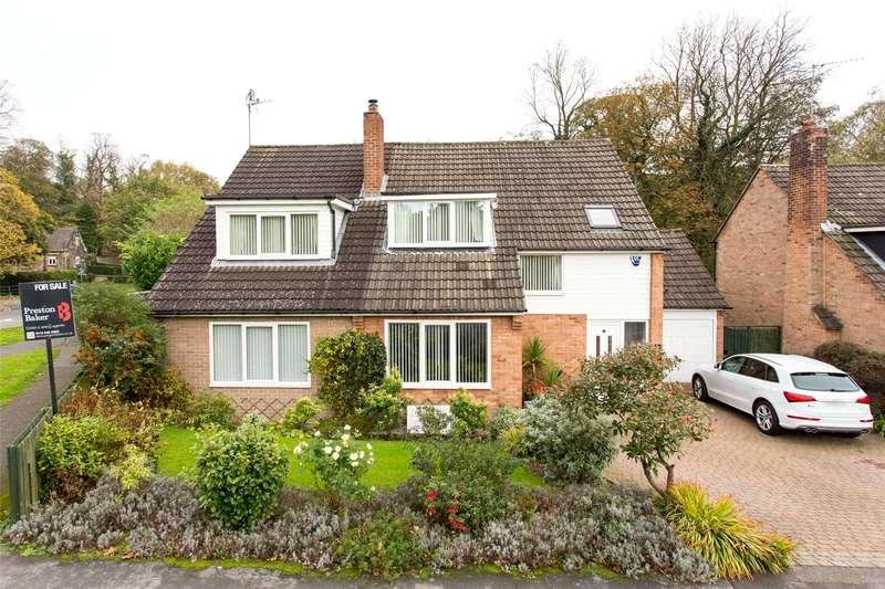 5 Bedrooms Detached House for sale in Elmete Drive, Leeds, West Yorkshire, LS8