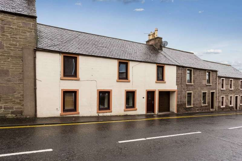 4 Bedrooms Terraced House for sale in Dundee Loan, Forfar, DD8 1EE
