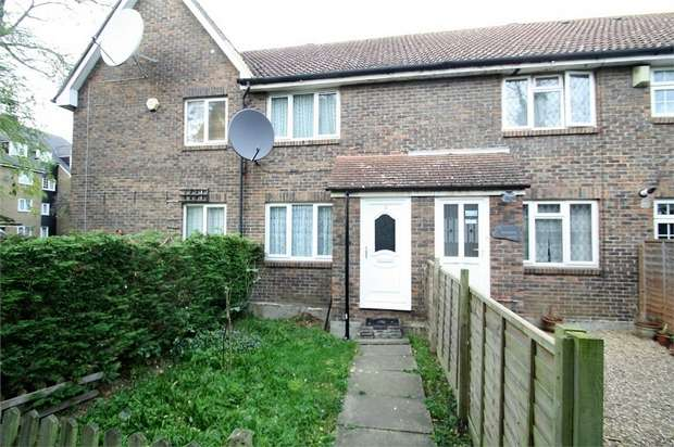 2 Bedrooms Terraced House for sale in Bowers Walk, Beckton, London