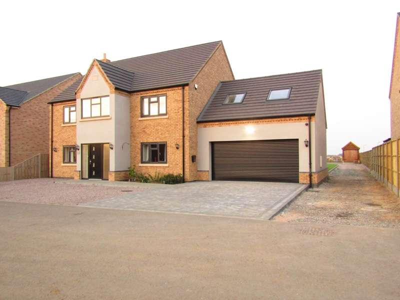 4 Bedrooms House for sale in Feldale Lane, Coates, Whittlesey, PE7