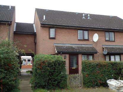 1 Bedroom Terraced House for sale in Hurst Grove, Bedford, Bedfordshire
