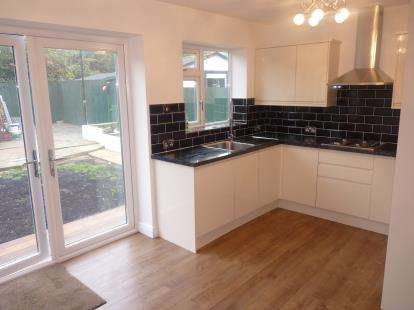 3 Bedrooms End Of Terrace House for sale in Conway Crescent, Perivale, Greenford, Middlesex