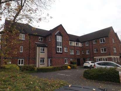 1 Bedroom Retirement Property for sale in Brielen Court, Radcliffe-On-Trent, Nottingham, Nottinghamshire